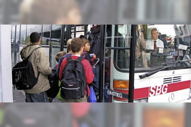 Schulbusse als reguläre RVL-Linien?