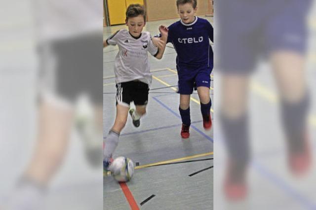 40 Nachwuchsteams waren beim Juniorenturnier des FC Wehr dabei