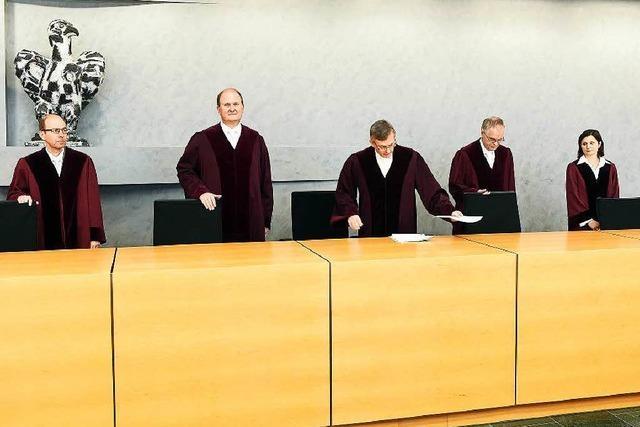 Richter müssen auch im Internet neutral bleiben