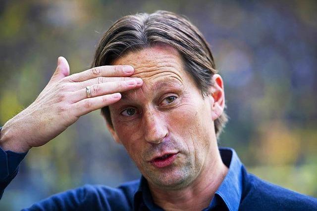 Bayer-Coach Schmidt drei Spiele gesperrt – Völler muss 10.000 Euro zahlen