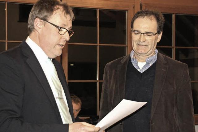 Arno Adler rückt nach in Bahlinger Gemeinderat