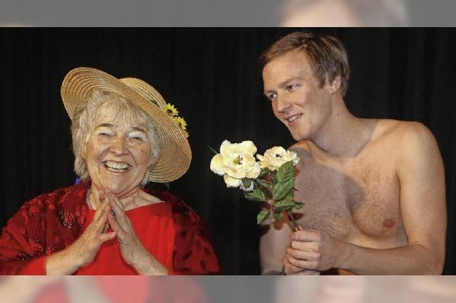 Das Theater Hans Dürr präsentiert eine Bühnenfassung von Harold and Maude