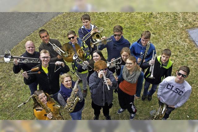 Jugendstadtmusik Bad Säckingen bietet Musical-Matinee im Münsterpfarrhof