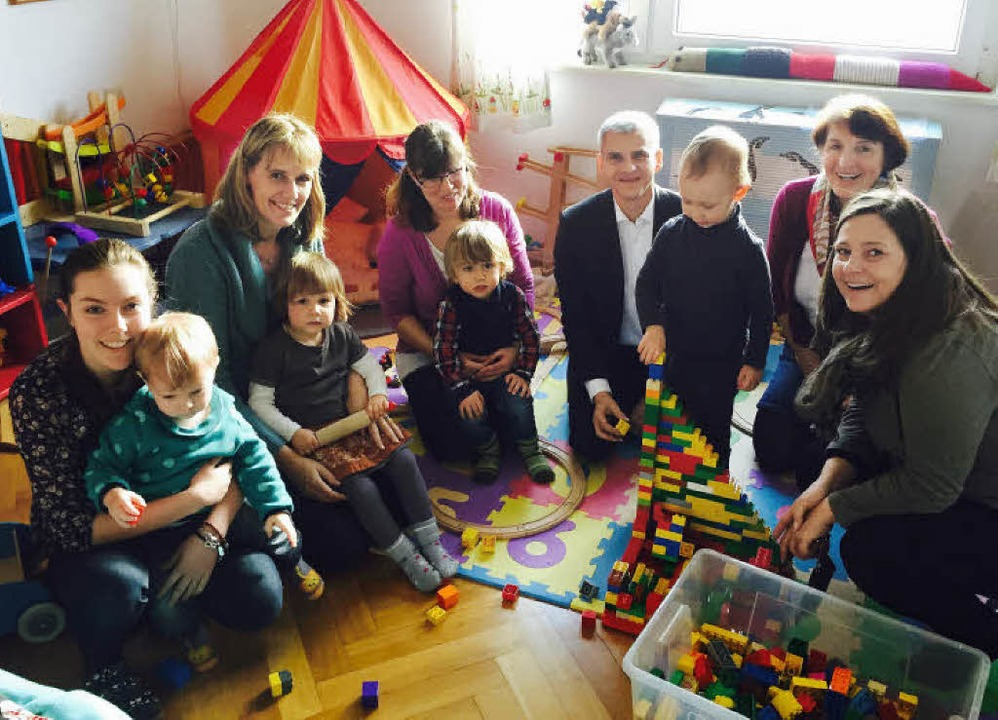 Auf dem Foto sind zu sehen (von links)...hrista Müller-Enders, Christina Metke   | Foto: privat