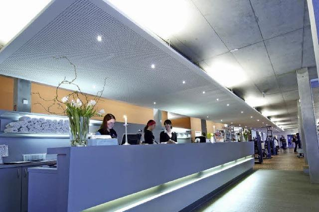 Zehn Jahre Rückgrat-Center im Freiburger Stühlinger