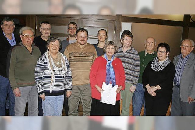34 Neumitglieder beim VdK Kandern