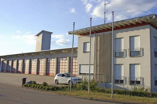 Besserer Brandschutz im Feuerwehrgerätehaus