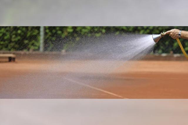 Wasserleitungen der Plätze sind marode und müssen saniert werden