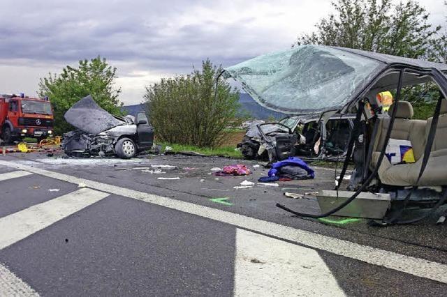 Mehr Unfälle, weniger Tote