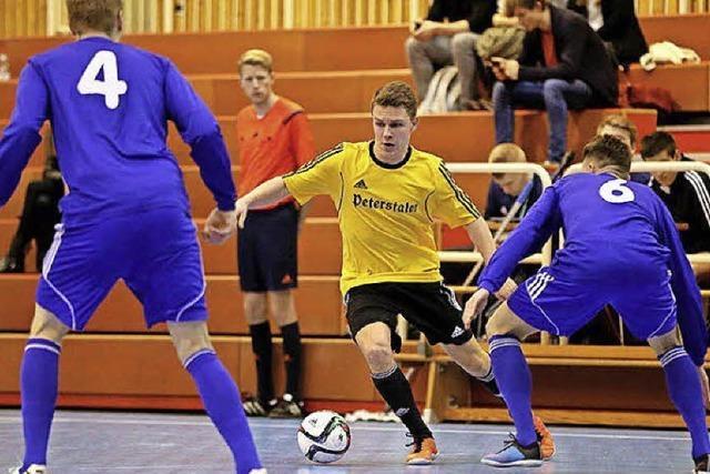 FFCler im erweiterten Futsal-Nationalkader