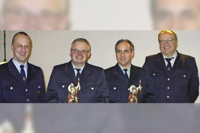 Feuerwehr meistert viele Einsätze