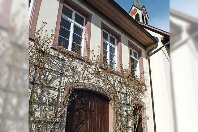 Kulturhaus unter Dach und Fach