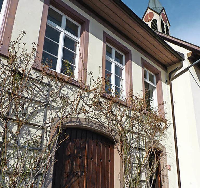 Das Kulturhaus in Ried     Foto: dsa
