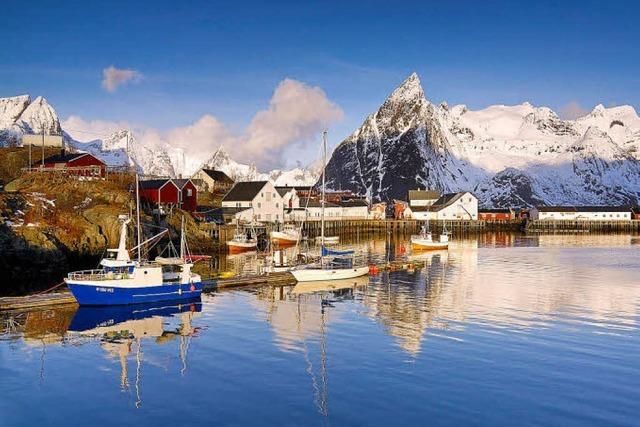 Abenteuer im Norden Europas
