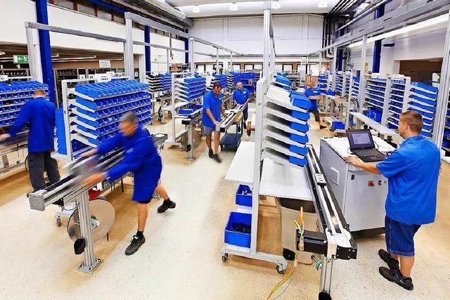 Schneider Electric streicht 50 Stellen in Hohberg