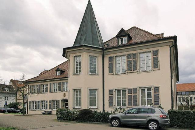 Vogtsburgs Rathaus wird barrierefrei