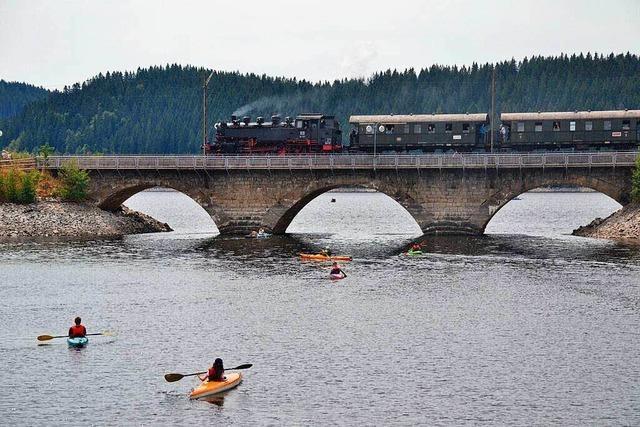 Dreiseenbahn entfällt von April bis Juli