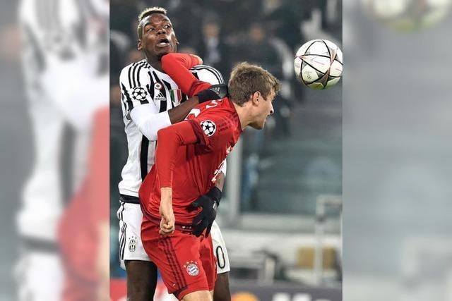 Gemischte Gefühle nach dem Spiel des FC Bayern gegen Juventus Turin