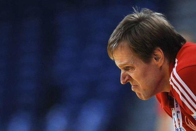 Ex-Bundestrainer Heuberger ist Personalchef im Landratsamt