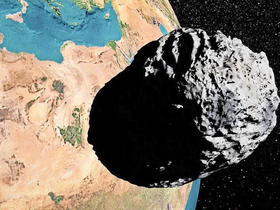 Der Stein soll etwa 10.000 Tonnen gewogen haben. (Symbolbild)  | Foto: Elenarts - Fotolia