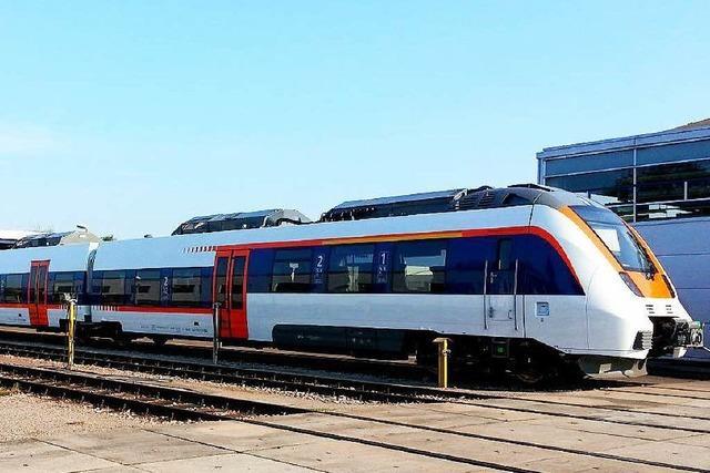 Neue Bürgerinitiative warnt vor Lärm an Kaiserstuhlbahn