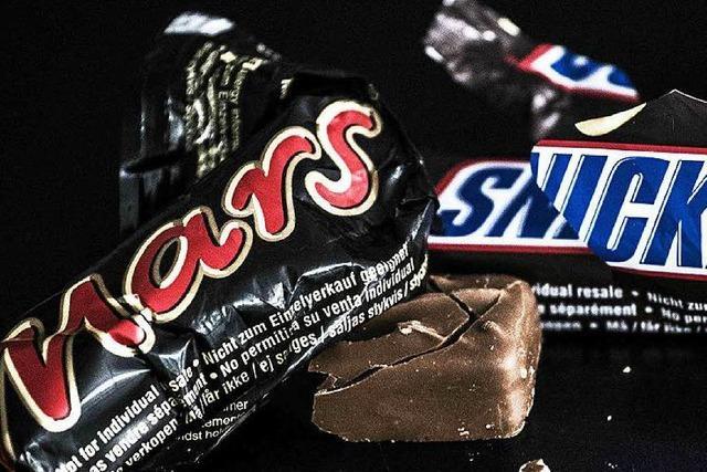 Millionen-Rückruf von Mars: Schokoriegel für den Abfall