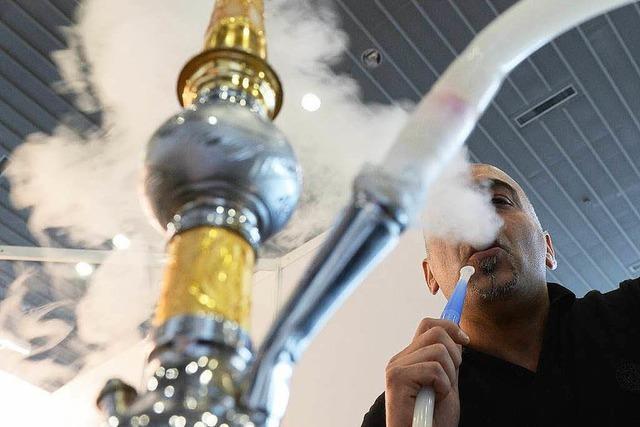 Lungenfacharzt über die Gefahren des Shisha-Rauchens