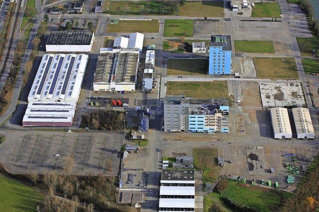 BASF sieht zu wenig Raum für Entwicklung