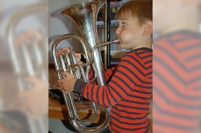 Kooperation mit der Musikschule