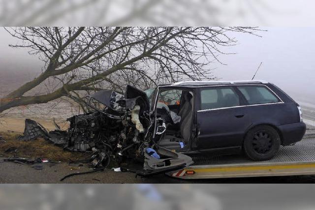 Mehr Unfälle, drei Tote weniger