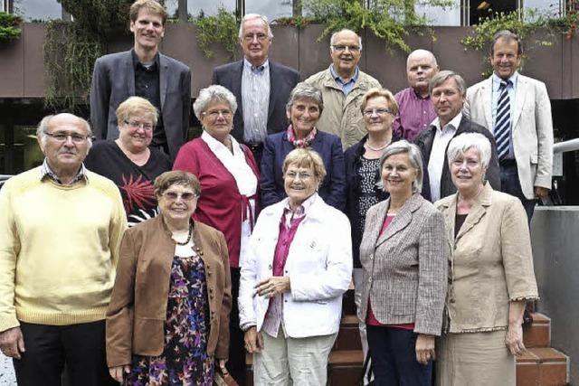 Senioren erhoffen sich mehr Einfluss