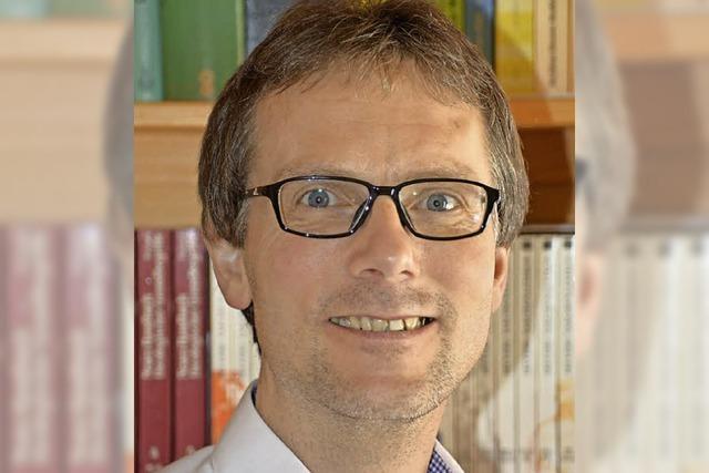 Norbert Asal wird Rektor