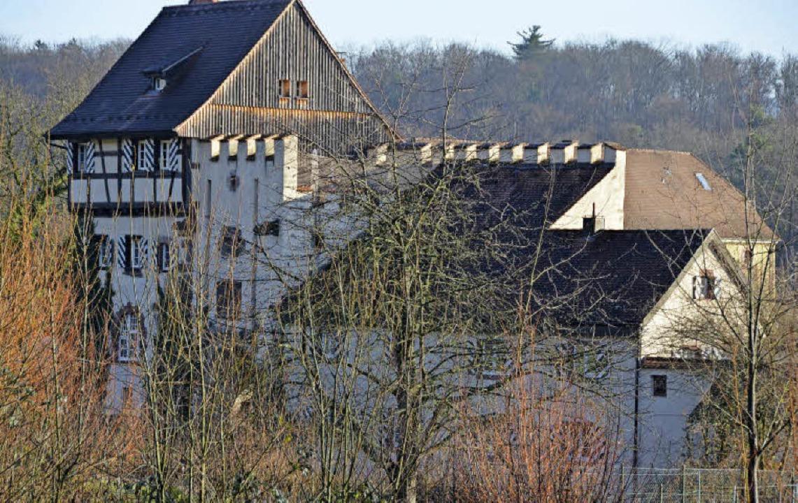 Schloss Beuggen und seine künftige Nutzung beschäftigen auch die SPD.   | Foto: Ingrid Böhm-Jacob
