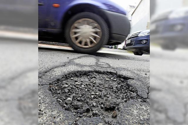 Herrischried saniert Straßen