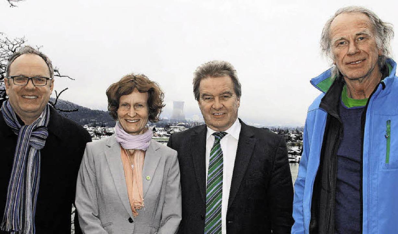 Der baden-württembergische Umweltminis...svorstandsmitglied Bernd Wallaschek.    | Foto: Gerard
