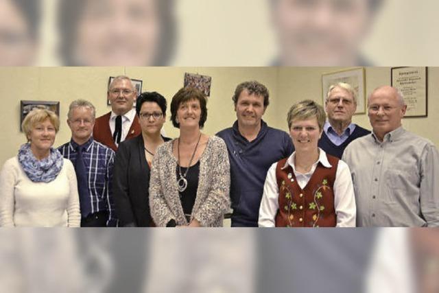 Der Musikverein richtet künftig das Zwiebelkuchenfest aus