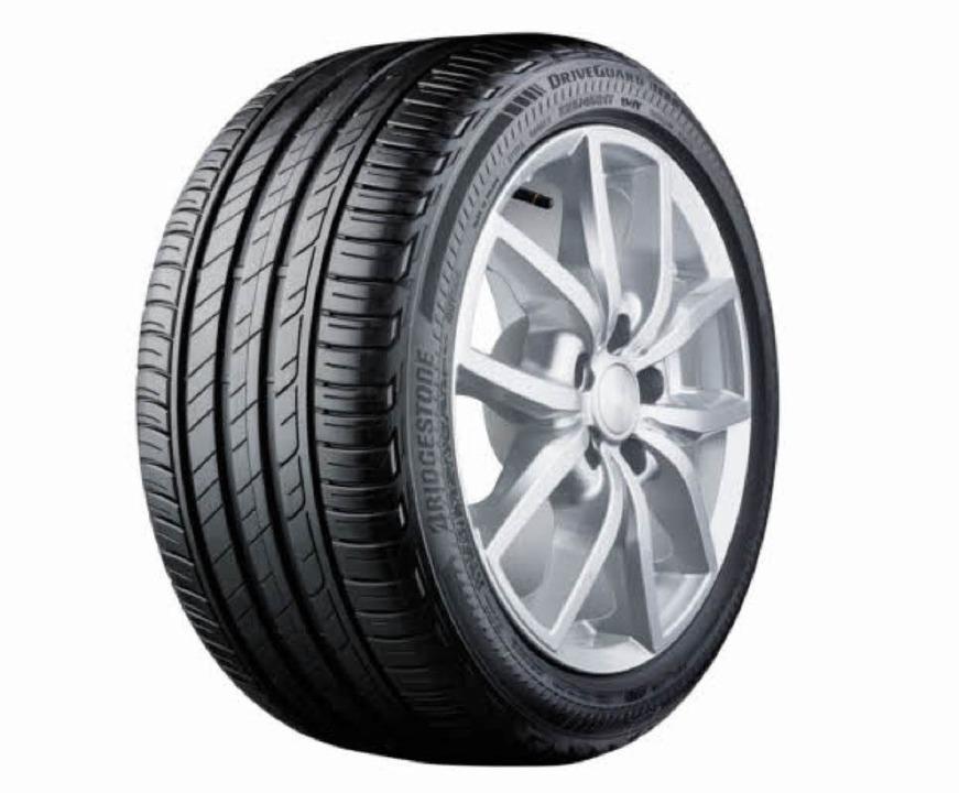 Platte Reifen