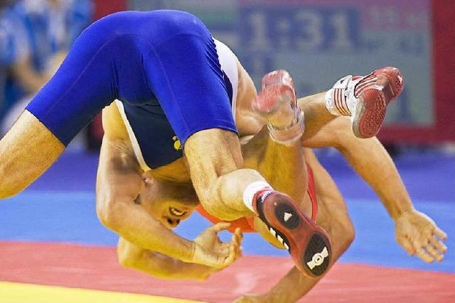 Deutscher Ringer-Meister Nendingen unter Doping-Verdacht