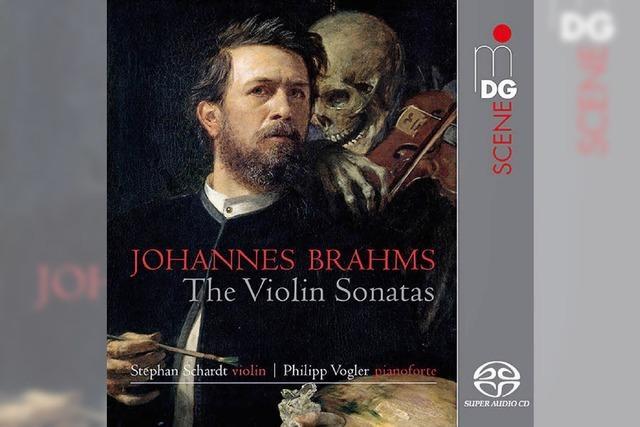 CD: KLASSIK: Brahms, exquisit