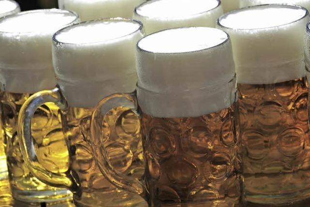 Auch im Bier ist Glyphosat