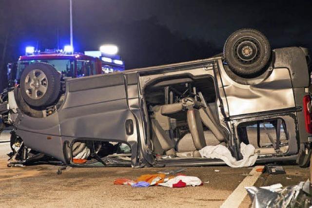 Tödliche Crashs nehmen zu