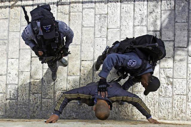 Israel bangt um Sicherheit