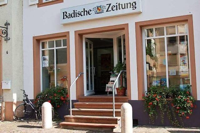 BZ-Leser-Shop und BZ-Grußanzeigen