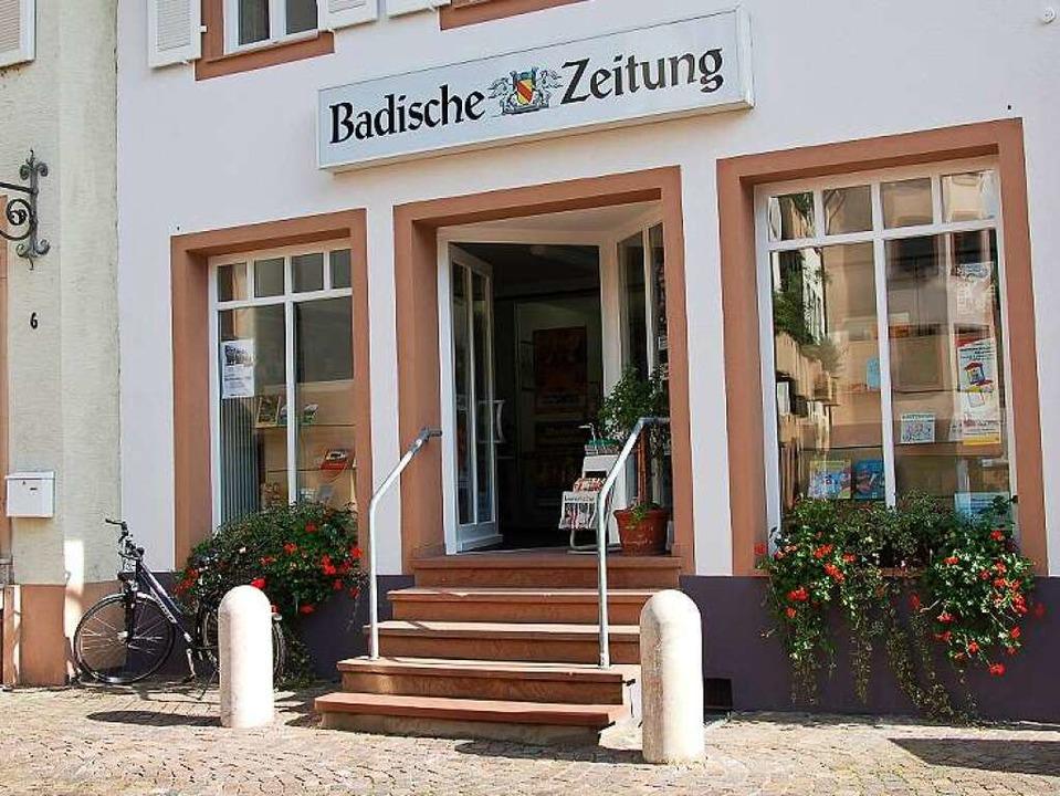 BZ-Geschäfststelle  | Foto: Sylvia Timm
