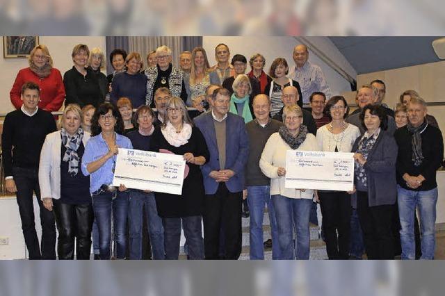 Katholiken unterstützen Helferkreise