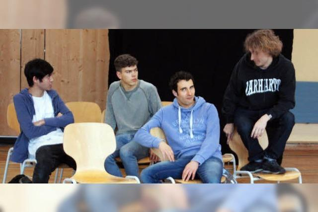Theater zur Prävention gegen Jugendkriminalität