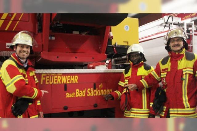 Von Herzen Feuerwehrmann