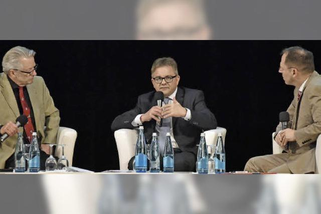 Guido Wolf im BZ-Gespräch