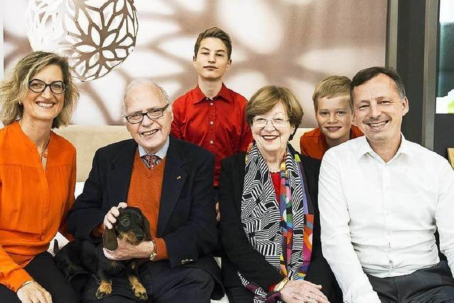 Gesicht des Handels: Hermann Frese wird 80