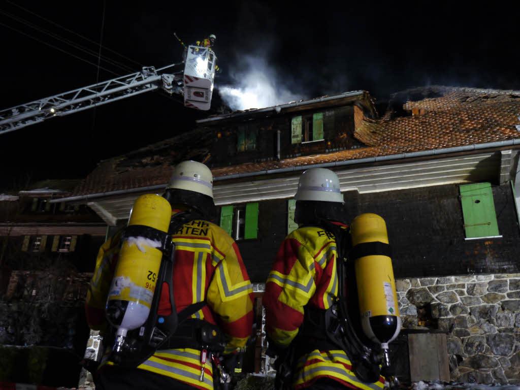 Feuerwehrmann Ums Leben Gekommen